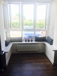 Kitchen/Bay Window
